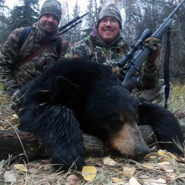 Alberta Black Bear Hunting Outfitters